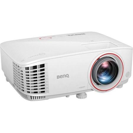 تصویر ویدئو پروژکتور بنکیو BenQ TH671ST : خانگی، روشنایی 3000 لومنز، رزولوشن 1920x1080  HD