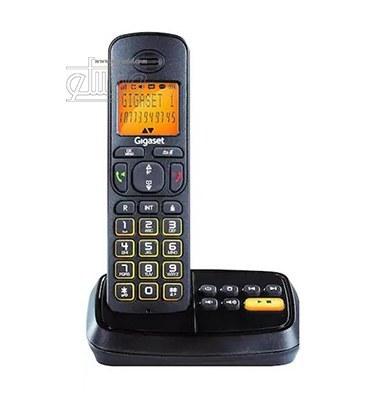 تصویر گوشی تلفن بی سیم گیگاست مدل A500A Gigaset A500A Wireless Phone