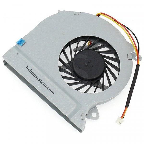 main images فن پردازنده و گرافیک لپ تاپ MSI مدل GE70 CPU-VGA Cooling Fan MSI GE70