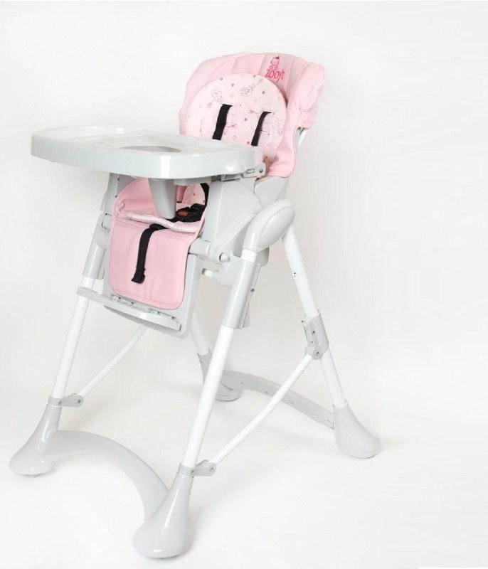 تصویر صندلی غذا کودک برند زویه