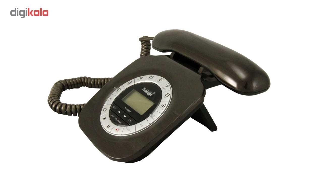 تصویر تلفن تکنوتل مدل 6909 technotel 6909 Phone
