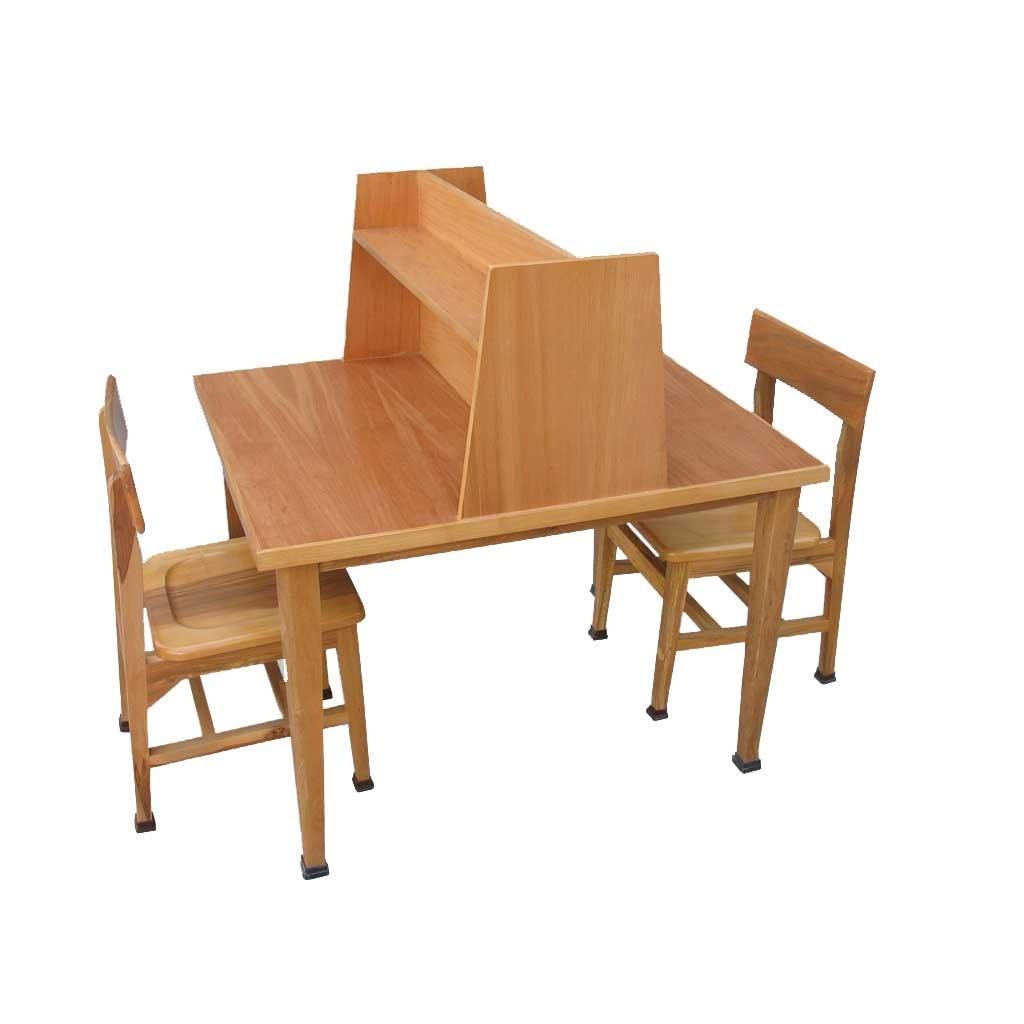 عکس میز مطالعه مانع دار دو نفره  میز-مطالعه-مانع-دار-دو-نفره