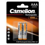 باتری نیم قلمی شارژی (قابل شارژ) کملیون 1000-2 عددی