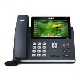 main images تلفن تحت شبکه باسیم یالینک مدل تی 48 اس تلفن VoIP یالینک SIP T48S IP Phone