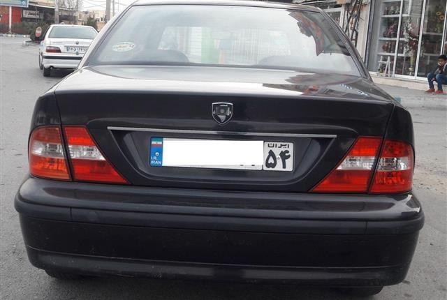 خودروهای ایران خودرو، سمند، se، 1391 |