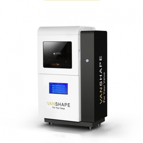 تصویر پرینتر 3 بعدی مدل DLP Pro200 برند Vanshape Yihui