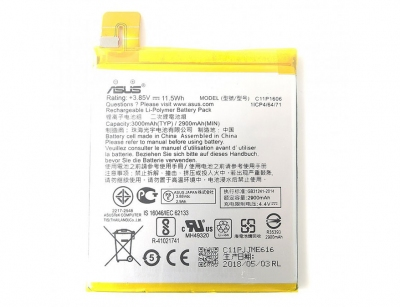 تصویر باتری اصلی گوشی ایسوس Asus ZenFone 3 Laser ZC551KL
