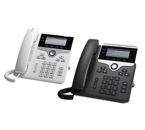 main images گوشی آی پی فون سیسکو CP-7821-K9 CP-7821-K9 IP Phone Cisco