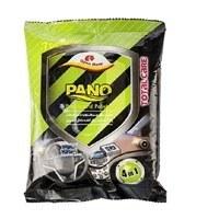 دستمال مرطوب و معطر پاک کننده و براق کننده داخل اتومبیل پانو