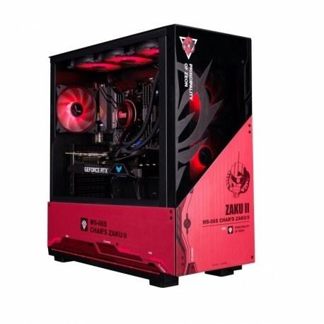 تصویر کامپیوتر دسکتاپ با پردازنده AMD Ryzen5 5600X گرافیک ASUS ROG RTX2060 SUPER 6G رم 16GB| هارد Western Digital SN550 500G