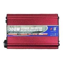 تصویر مبدل برق 300 وات Inverter CIL – اینورتر برق خودرو