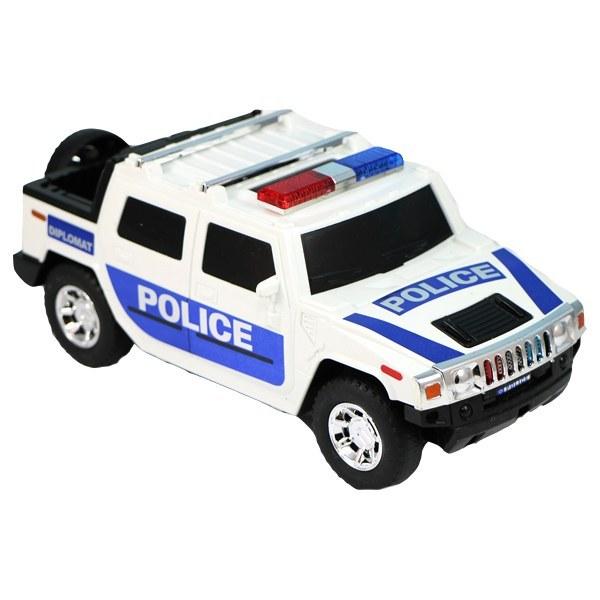 ماشین اسباب بازی هامر پلیس درج توی
