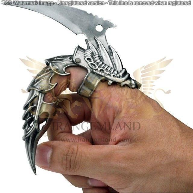 چاقو نقره کد 0011