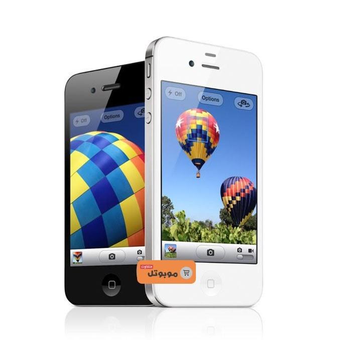 عکس گوشی اپل آیفون 4S | ظرفیت 64 گیگابایت Apple iPhone 4S | 64GB گوشی-اپل-ایفون-4s-ظرفیت-64-گیگابایت