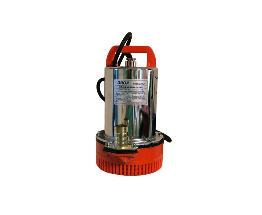 تصویر پمپ کف کش 12 ولت دراپ مدل ZQB-12