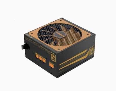 تصویر منبع تغذیه نیمه ماژولار گرین مدل 600b-hp Plus Green 600b-hp-Plus Semi Modular Power Supply