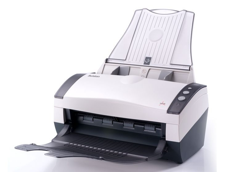 تصویر اسکنر ای ویژن مدل AV 220D2 Plus Avision AV 220D2 Plus Image Scanner