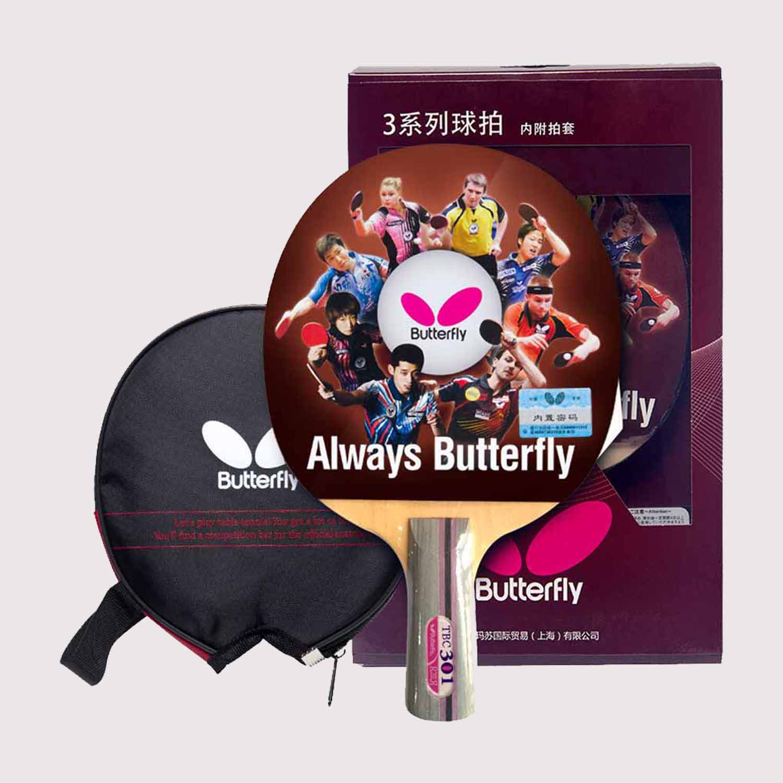 راکت پینگ پنگ butterfly |
