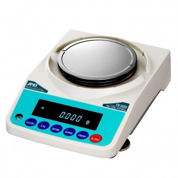 تصویر ترازوی آزمایشگاهی AND مدل FX300I Laboratory Scale Model FX 300 I
