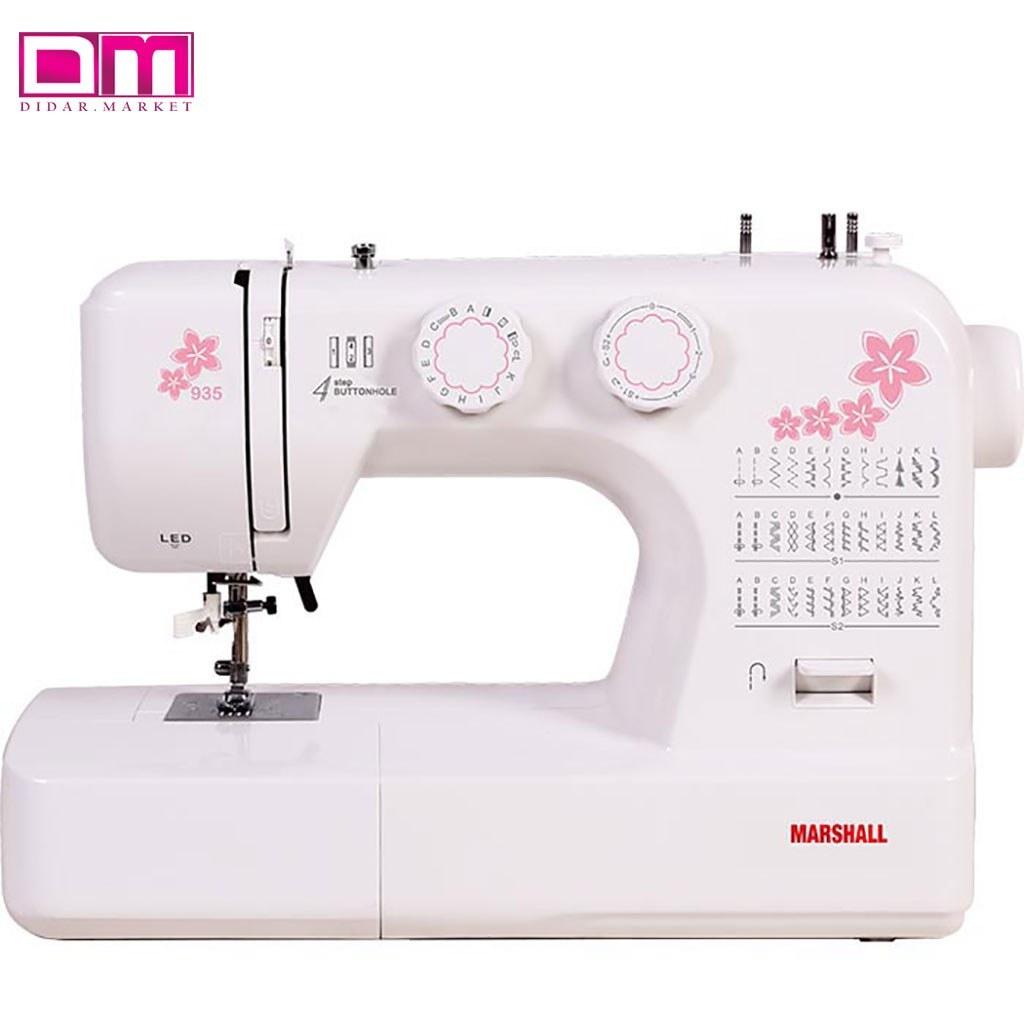 تصویر چرخ خیاطی مارشال 935s max ا Marshall 935s max Sewing Machine Marshall 935s max Sewing Machine