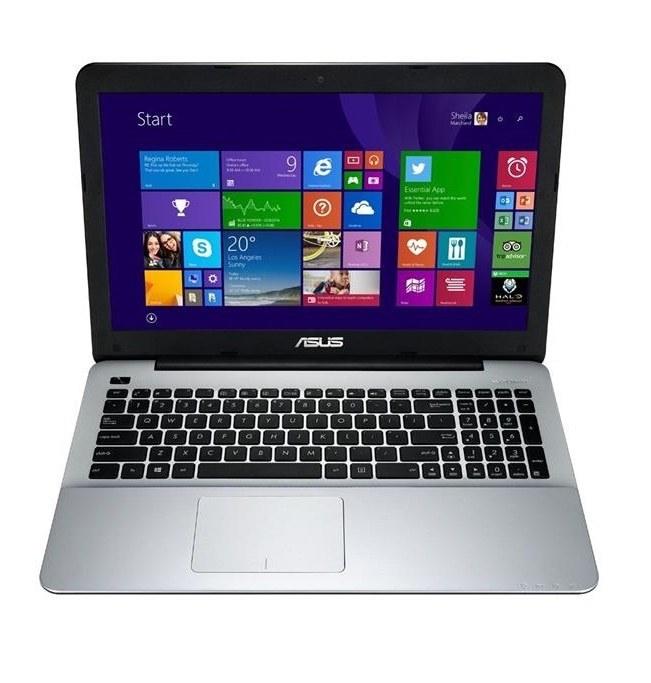 لپ تاپ ایسوس مدل کی ۵۵۵ با پردازنده i۵