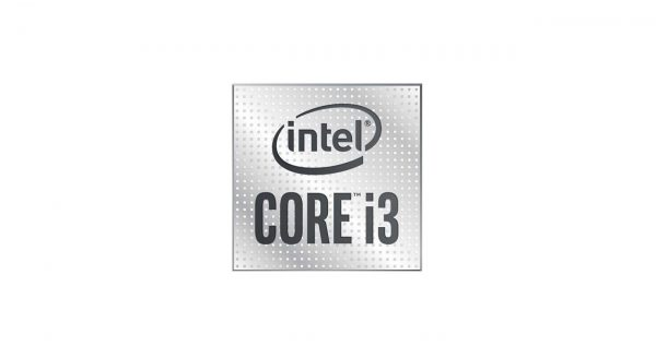 تصویر پردازنده مرکزی اینتل سری Comet Lake مدل Core i3-10100