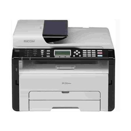 عکس Multifunction Laser Printer Ricoh SP 212SFNw پرینتر چند کاره لیزری ریکو SP 212SFNw multifunction-laser-printer-ricoh-sp-212sfnw