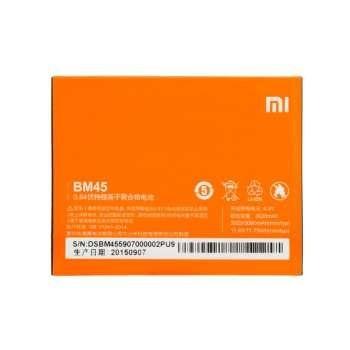 عکس باتری شیائومی Xiaomi Redmi Note 2 - BM45 Xiaomi Redmi Note 2 - BM45 Battery باتری-شیایومی-xiaomi-redmi-note-2-bm45