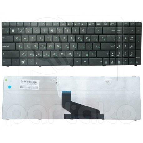 تصویر کیبورد لپ تاپ ایسوس Laptop Keyboard Asus K53e