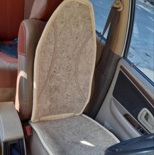 عرقگیر نمدی صندلی خودرو
