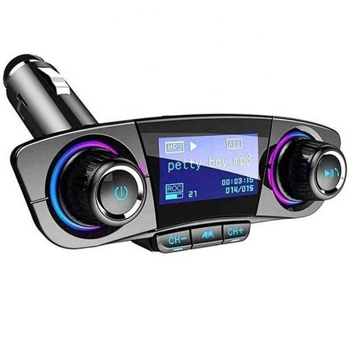 تصویر پخش کننده اف ام خودرو مدل TIN-BT06
