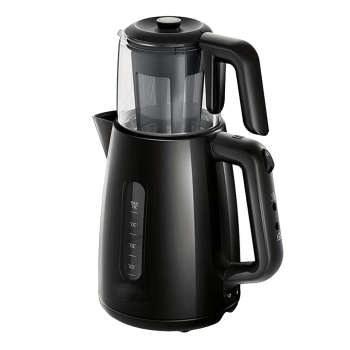 تصویر چای ساز فیلیپس مدل HD7301/00 ا Philips HD7301/00 Tea Maker Philips HD7301/00 Tea Maker