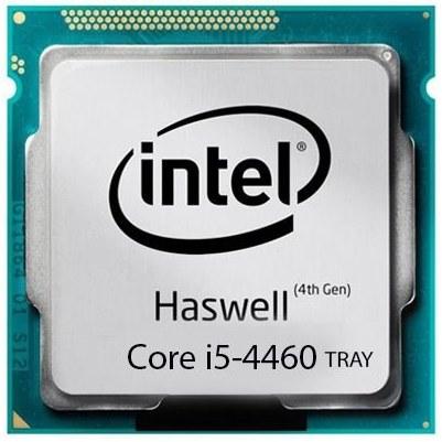 پردازنده اینتل هسول Core i5-4460 سوکت 1151 | Intel Core i5-4460 Haswell 3.2GHz LGA 1151 CPU TRAY