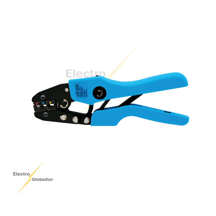تصویر پرس سرسيم زن AN-03C Wire and cable accessories