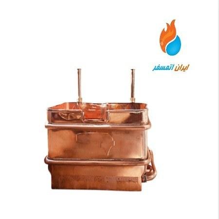 تصویر مبدل حرارتی 15لیتری بوتان