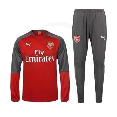 ست گرمکن و شلوار آرسنال Puma Arsenal 2017-18 Training Suit