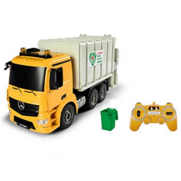 اسباب بازی کنترلی ماشین زباله مدل 003- 560 Double E |