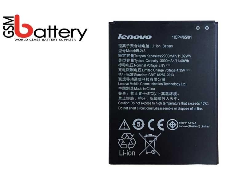 تصویر باتری لنوو Lenovo A330E - BL239 Lenovo A330E - BL239 Battery