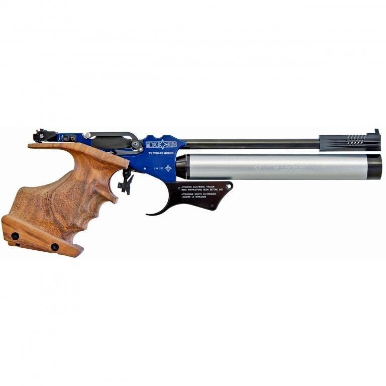 تصویر تپانچه پی سی پی مچ گانز ام جی اچ وان هایبرید | MatchGuns MGH1 Hybrid PCP Air Pistol