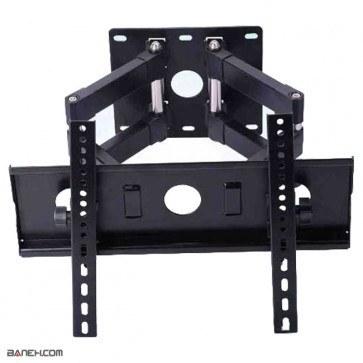 براکت دیواری متحرک دو بازویی 50 تا 55 اینچ WALL MOUNT BRACKET |