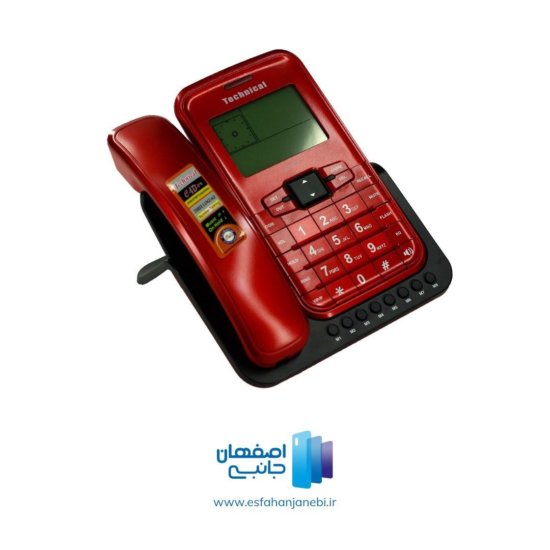 تصویر تلفن تکنیکال مدل TEC-1077