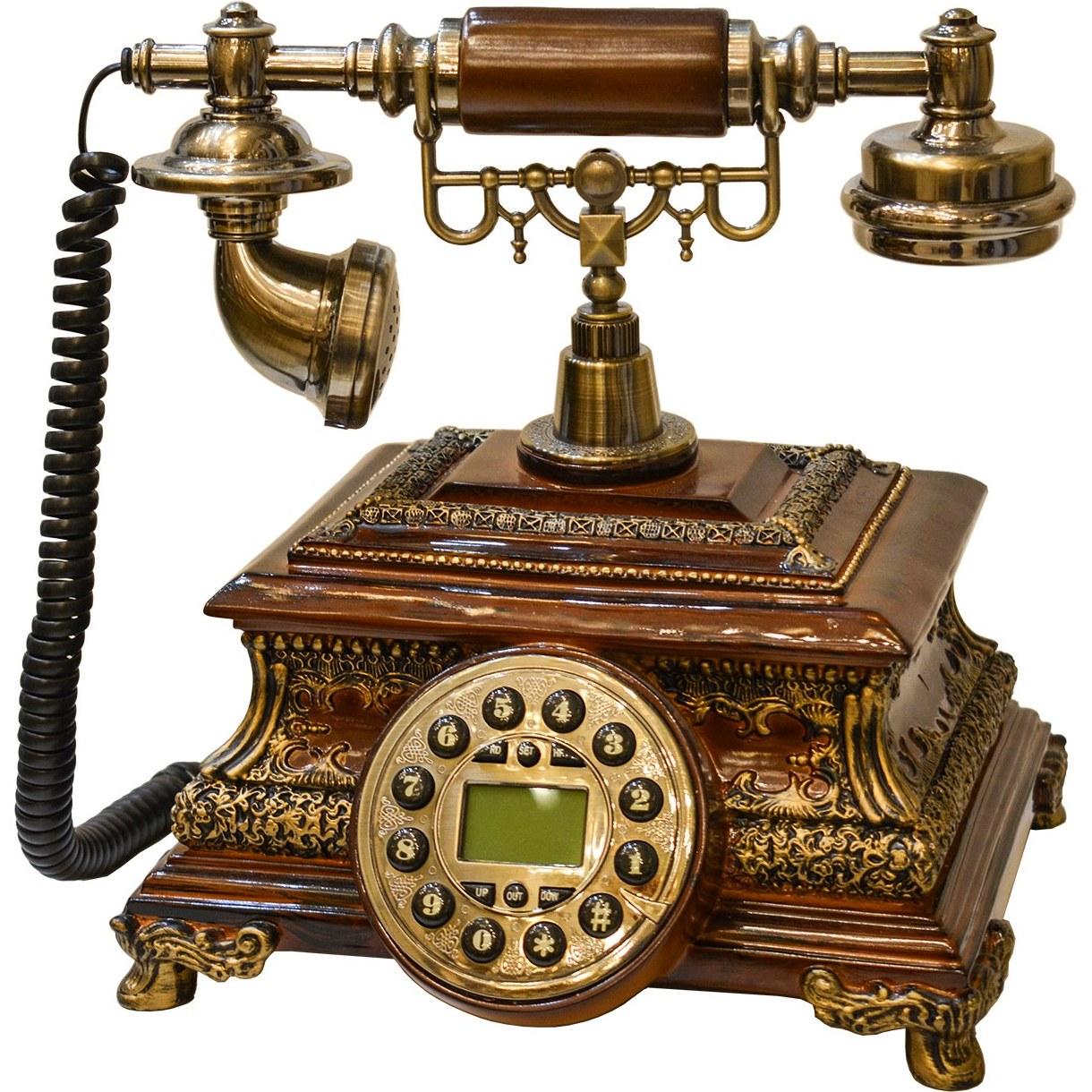 تصویر تلفن کلاسیک والتر مدل 015