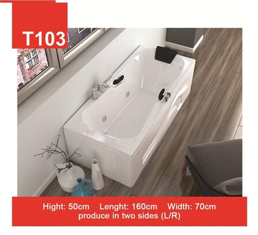 وان و جکوزی حمام Tenser مدل T103 |