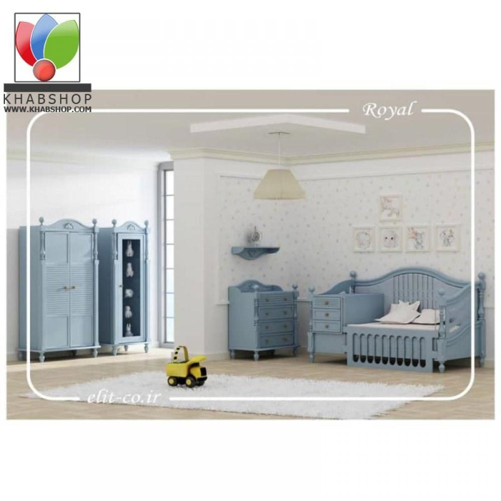 عکس سرویس خواب کودک الیت مدل رویال  سرویس-خواب-کودک-الیت-مدل-رویال