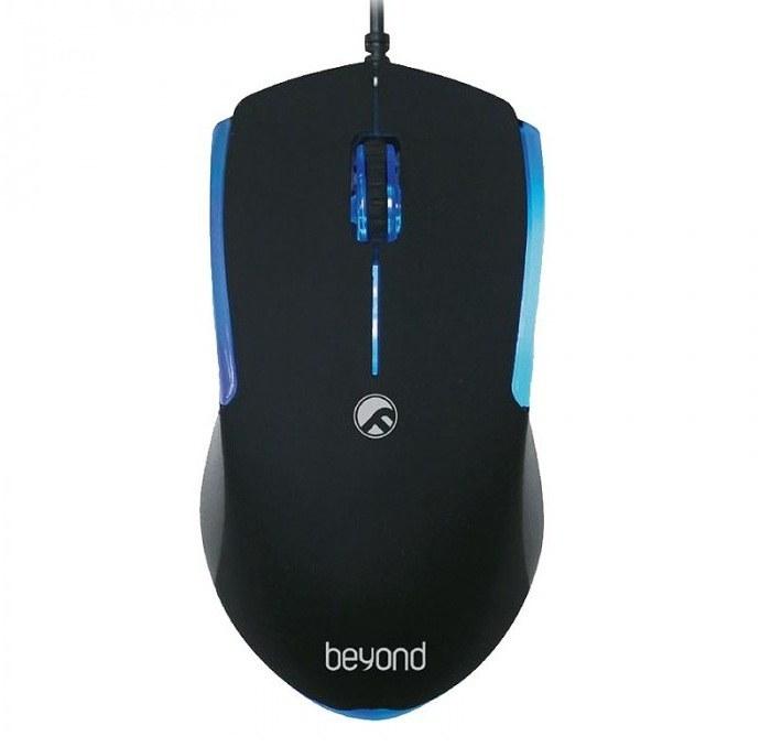 تصویر ماوس بیاند مدل BM-3676 RGB ماوس بیاند BM-3676 RGB Wired Mouse