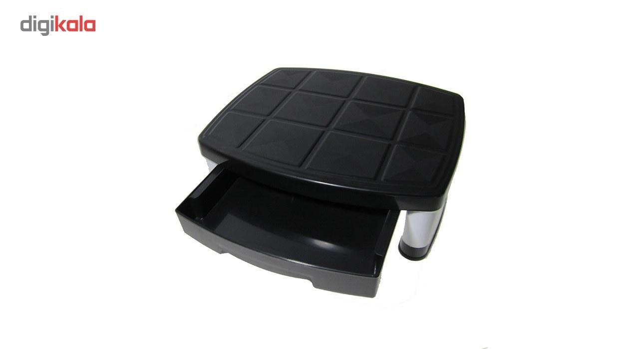 img پایه مانیتور قابل تنظیم سنا پلاستیک مدل 801 Monitor Stand Sana Plastic 801
