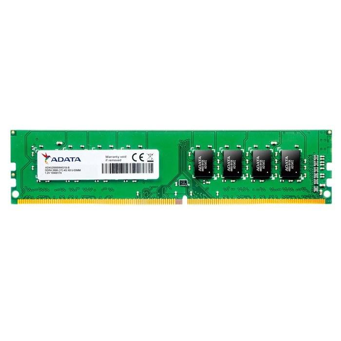 رم کامپیوتر DDR4 ای دیتا 8 گیگابایت مدل AD4U2400W4G17-B | ADATA DDR4 8GB RAM Mdel AD4U2400W4G17-B