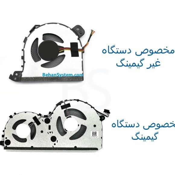 تصویر فن پردازنده Lenovo مدل IdeaPad L340