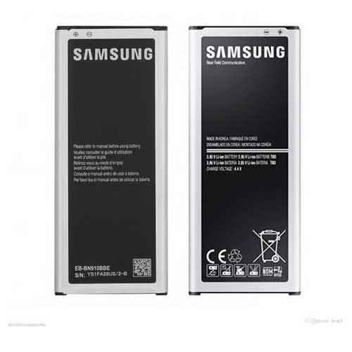 تصویر _ Samsung Galaxy Note 4 Dual Original Battery