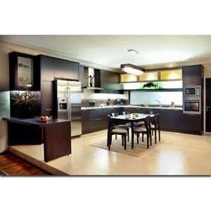 کابینت با طراحی مدرن - M06 | Tehran Form Modern Kitchen Cabinet M06